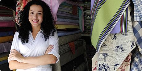 Pequeños empresarios: Authentic Clothing, Inc.